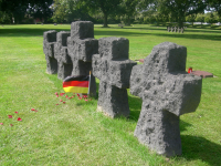 German Cemetery La Cambe (c) C.Guibert