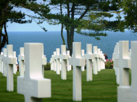 Americain Cemetery Colleville (c) E. VALERE