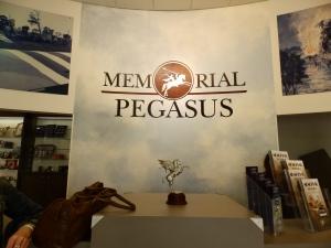 Le Mémorial Pegasus Reception