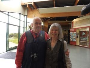 Bernard and Fay Robins