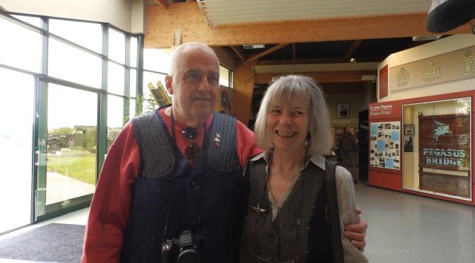 Le Mémorial Pegasus: Bernard and Fay Robins