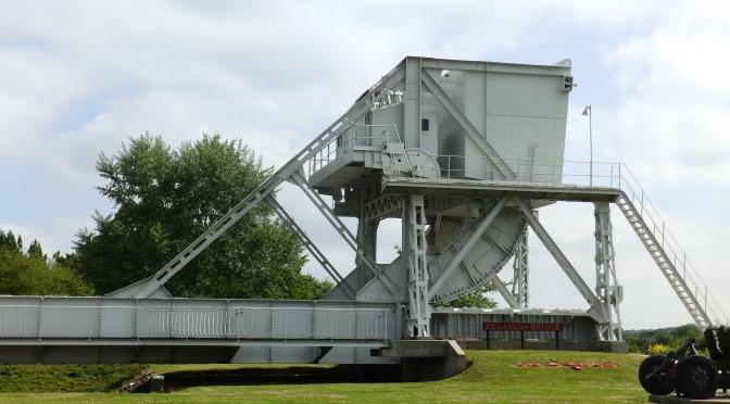 Le Mémorial Pegasus: Pegasus Bridge