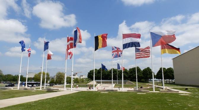 Mémorial de Caen: The Battle for Caen