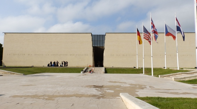Mémorial de Caen: Gypsies and the Holocaust