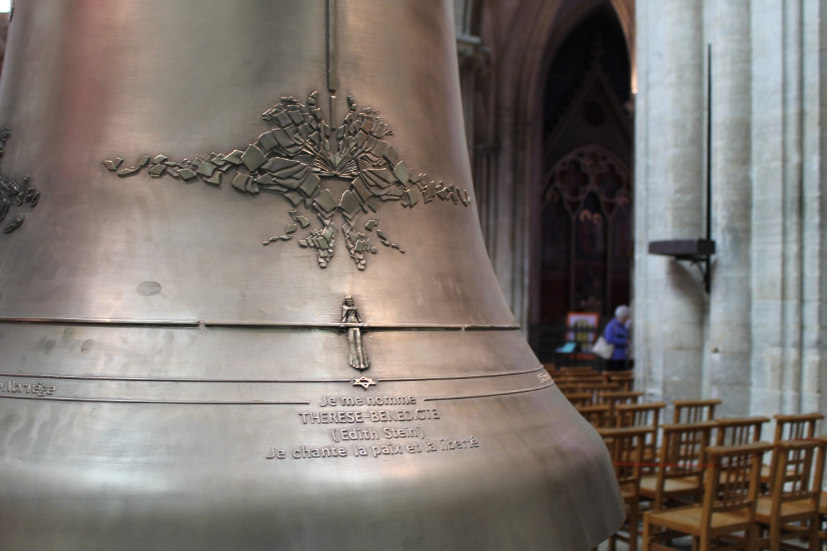 The Bayeux Cathedral and Bells