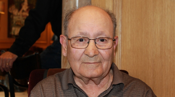 Veteran: Ernie Corvese