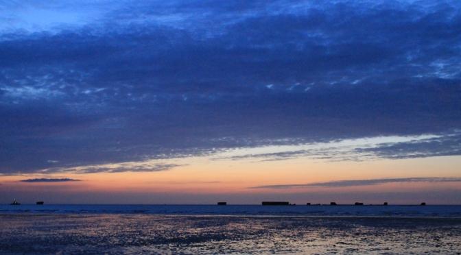 5th June 2014 – Sunset